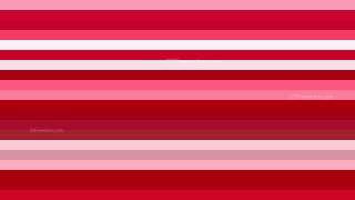 Folly Pink Horizontal Striped Background Illustrator