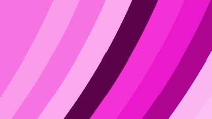 Fuchsia Diagonal Stripes Background Vector