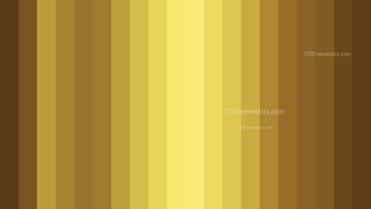 Gold Striped background