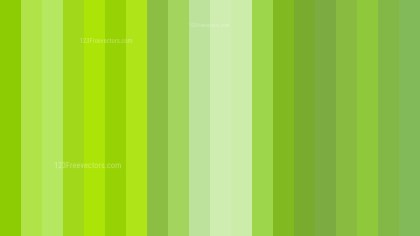 Green Striped background Image