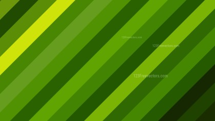 Green Diagonal Stripes Background Illustrator