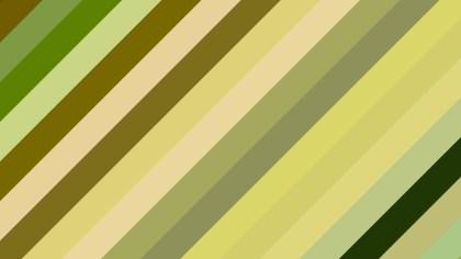 Green Diagonal Stripes Background Vector