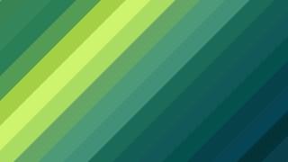 Green Diagonal Stripes Background Vector Art