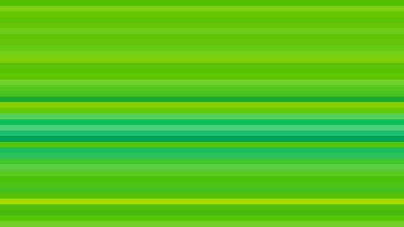 Green Horizontal Stripes Background Illustration