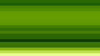 Green Horizontal Striped Background Vector Image