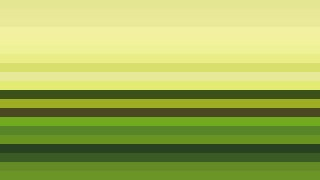 Green and Beige Horizontal Striped Background Vector Art