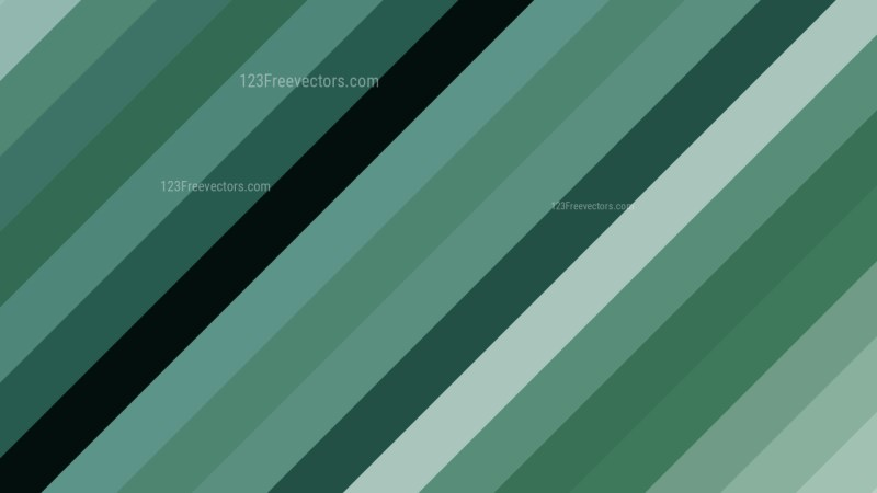Green and Black Diagonal Stripes Background Design