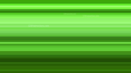 Green and Black Horizontal Stripes Background