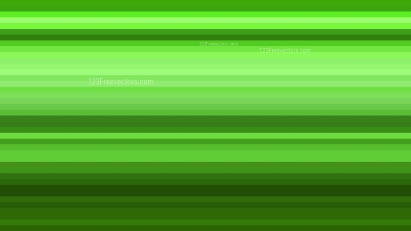Green and Black Horizontal Stripes Background