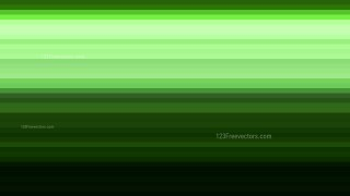 Green and Black Horizontal Stripes Background Vector Image