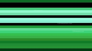 Green and Black Horizontal Striped Background