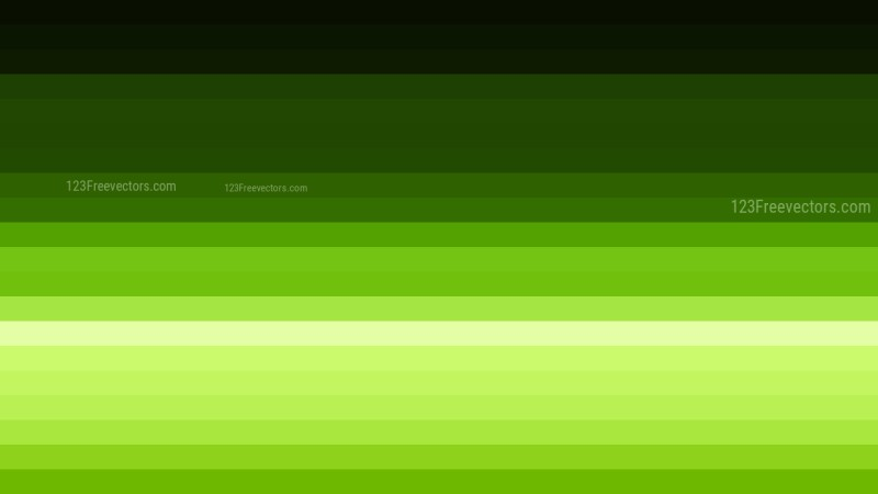 Green and Black Horizontal Striped Background Vector Art