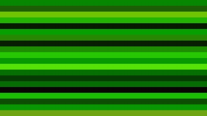 Green and Black Horizontal Striped Background Design