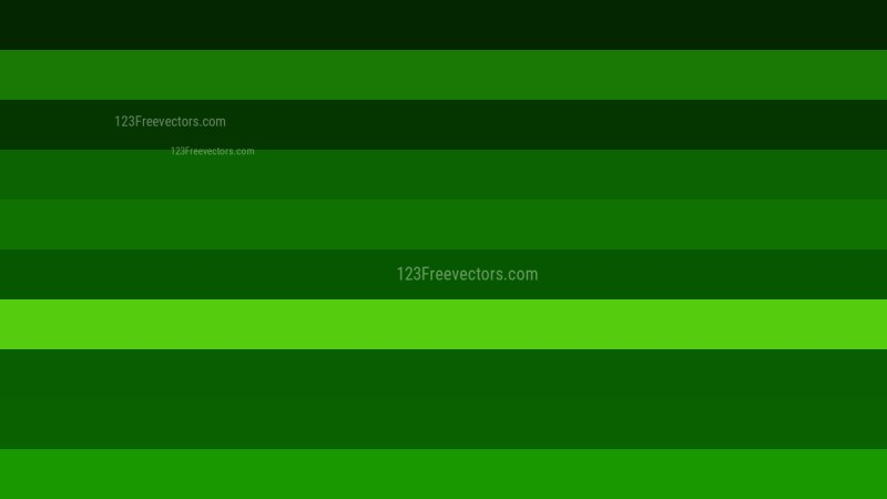 Green and Black Stripes Background Vector Image