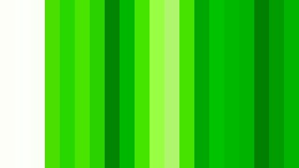 Green and White Striped background Vector