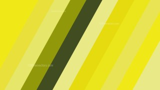 Green and Yellow Diagonal Stripes Background Vector Art