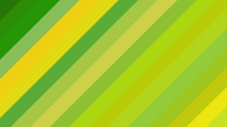 Green and Yellow Diagonal Stripes Background Graphic