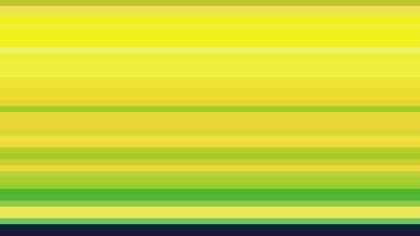 Green and Yellow Horizontal Stripes Background Image