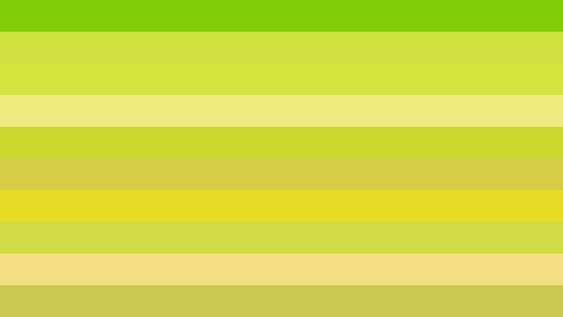 Green and Yellow Stripes Background Vector