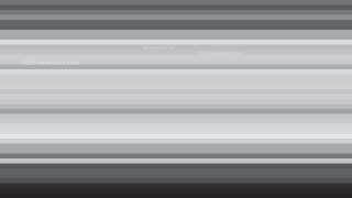 Grey Horizontal Stripes Background Vector Art
