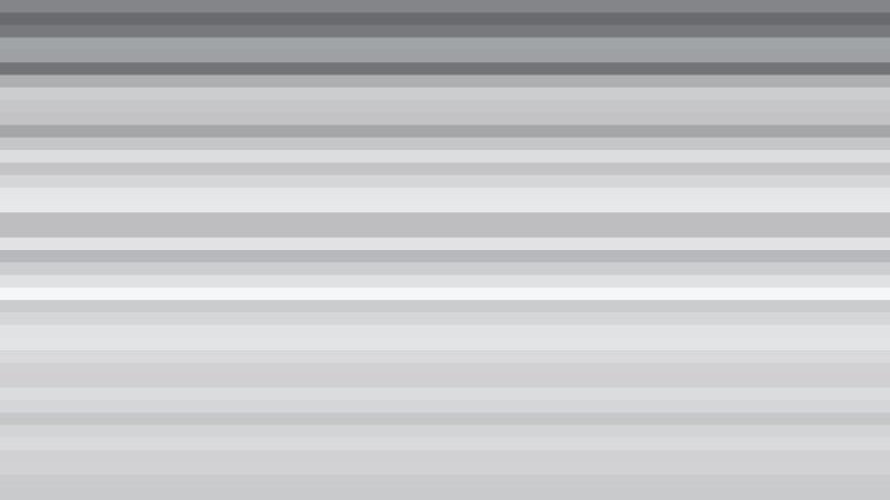 Grey Horizontal Stripes Background