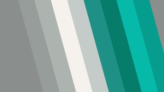 Grey and Turquoise Diagonal Stripes Background