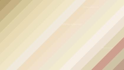 Light Brown Diagonal Stripes Background Vector Image