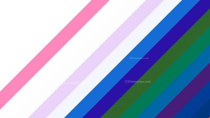 Light Color Diagonal Stripes Background Vector Graphic
