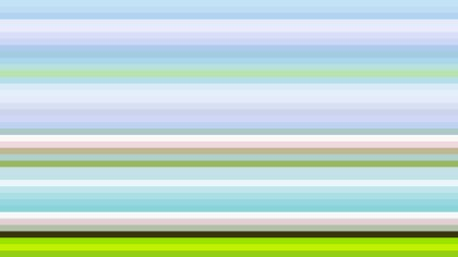 Light Color Horizontal Stripes Background