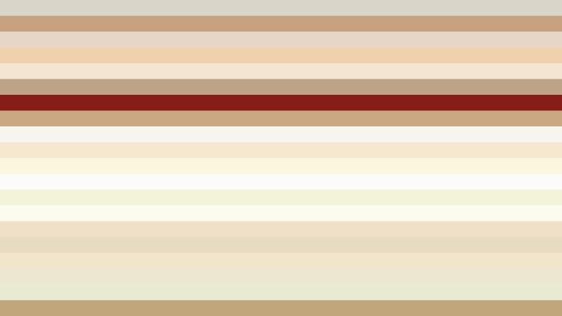 Light Color Horizontal Striped Background Design