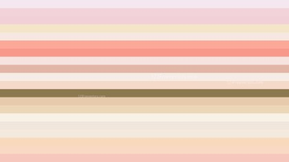 Light Color Horizontal Striped Background Image