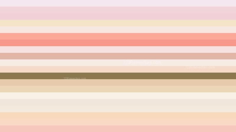 Light Color Horizontal Striped Background Image