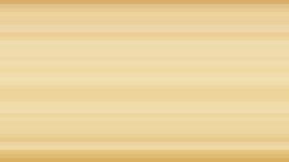 Light Orange Horizontal Stripes Background Illustration