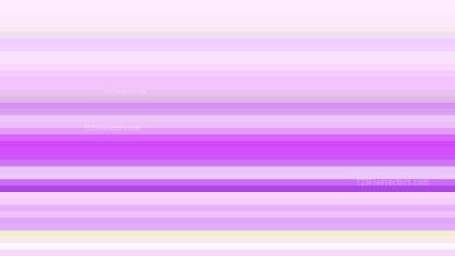 Light Purple Horizontal Stripes Background Image