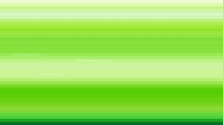 Lime Green Horizontal Stripes Background Vector
