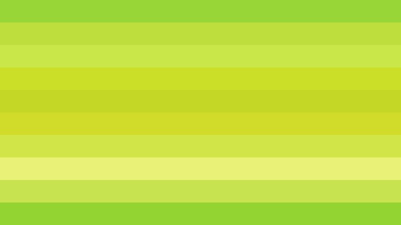 Lime Green Stripes Background