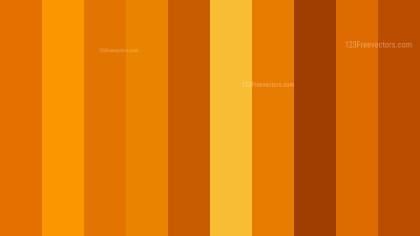 Orange Vertical Stripes Background Graphic