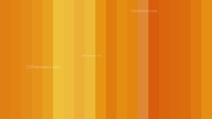 Orange Striped background Vector Graphic