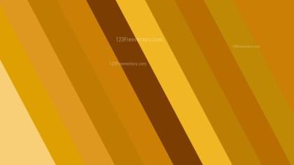 Orange Diagonal Stripes Background Vector Art