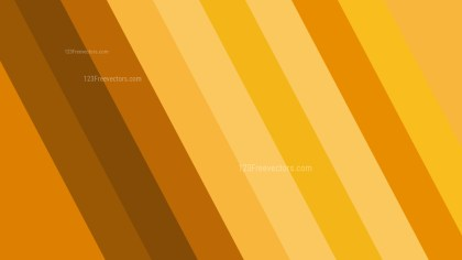 Orange Diagonal Stripes Background Graphic