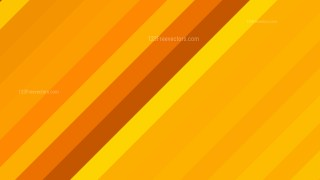 Orange Diagonal Stripes Background Design