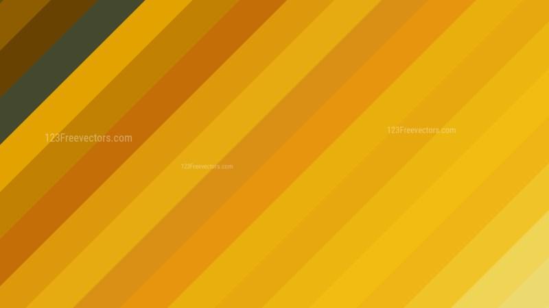 Orange Diagonal Stripes Background Image