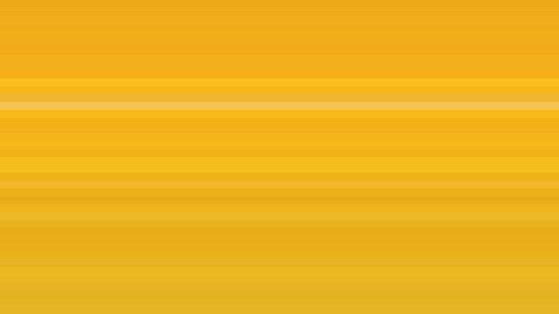 Orange Horizontal Stripes Background