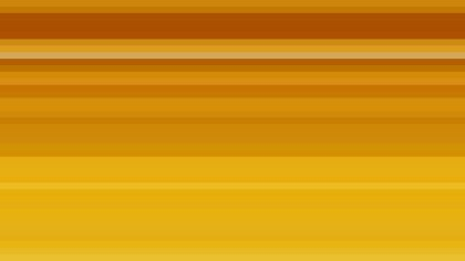 Orange Horizontal Stripes Background Illustration