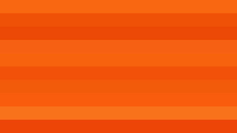 Orange Stripes Background Vector Illustration