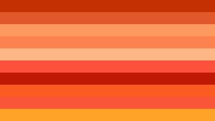 Orange Stripes Background