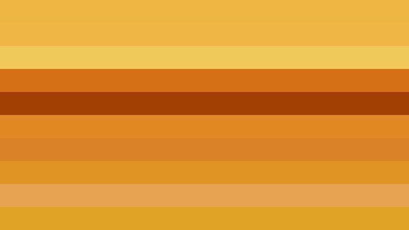 Orange Stripes Background Image