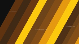 Orange and Black Diagonal Stripes Background