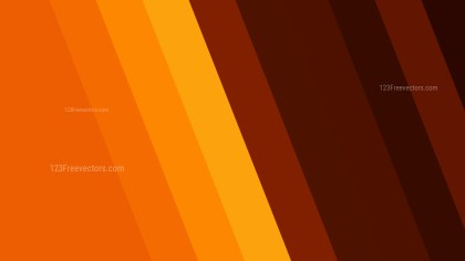 Orange and Black Diagonal Stripes Background Illustrator