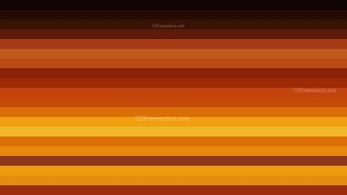 Orange and Black Horizontal Striped Background